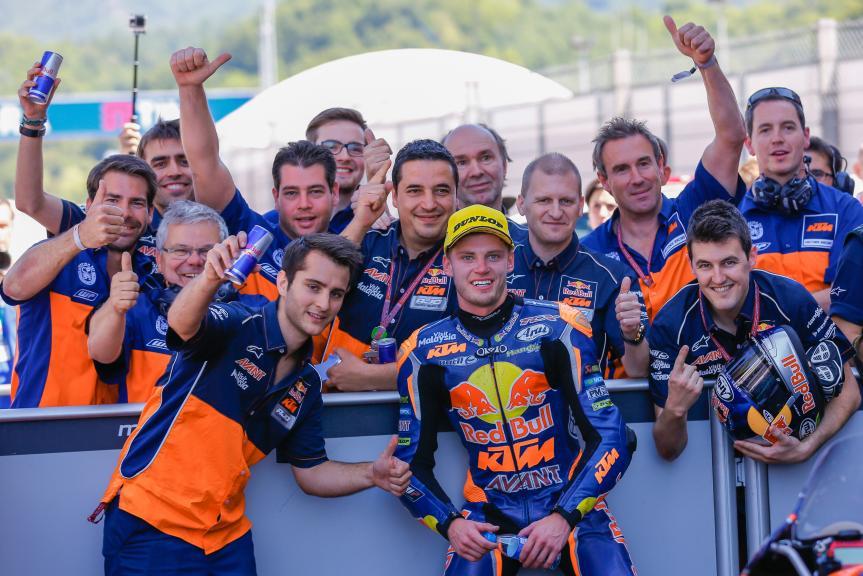 Brad Binder, Red Bull KTM Ajo, Gran Premio d'Italia TIM