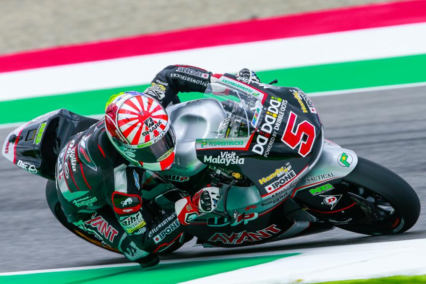 Johann Zarco, Ajo Motorsport, Gran Premio d'Italia TIM