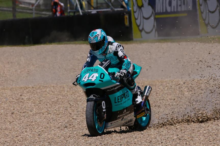 Miguel Oliveira, Leopard Racing, Gran Premio d'Italia TIM