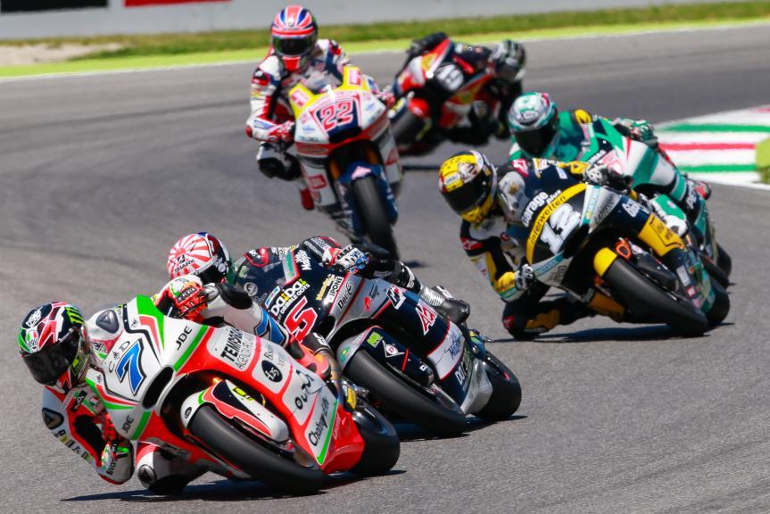 Moto2, Gran Premio d'Italia TIM