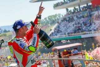 "Iannone: ""I have the potential to fight for victory"""