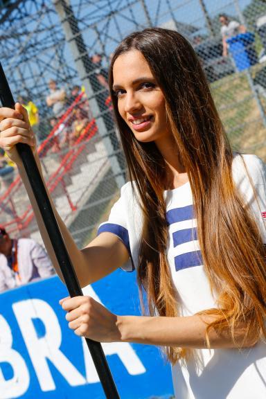 Paddock Girls, Gran Premio d'Italia TIM