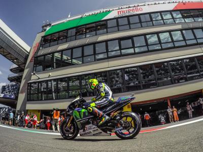 #ItalianGP : Un avant-goût de la course