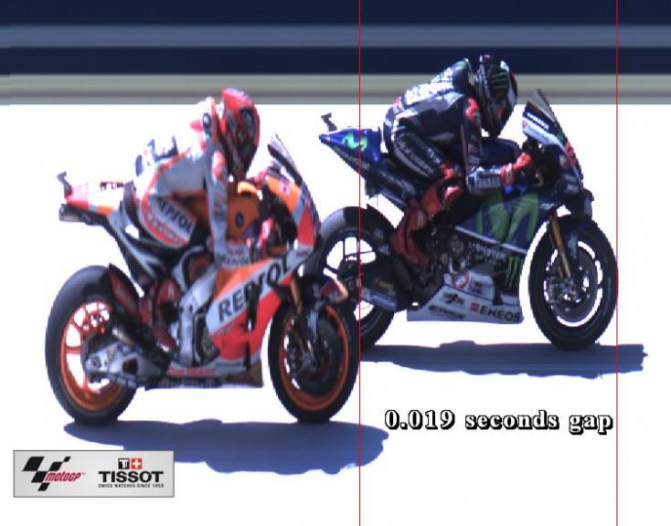 Photofinish MotoGP
