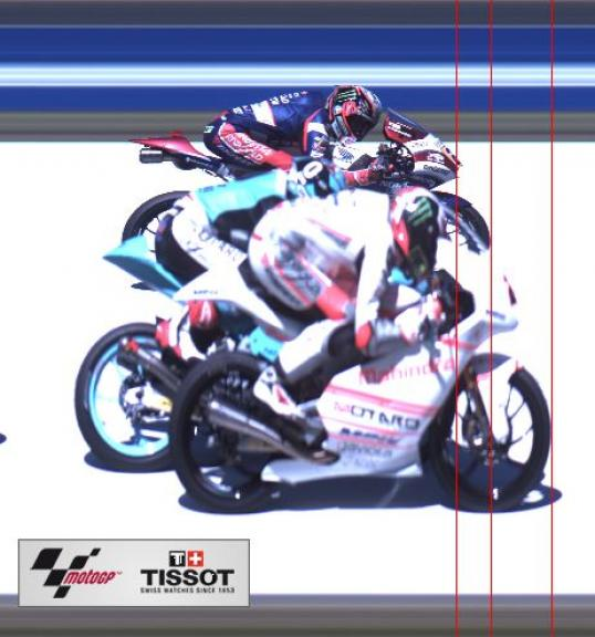 Photofinish Moto3
