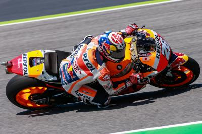 "Pedrosa: ""It was a better race than the last few"""