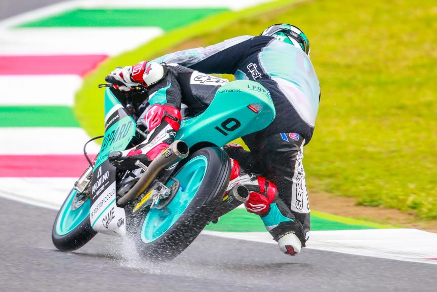 Fabio Quartararo, Leopard Racing, Test Mugello
