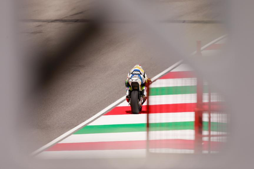 Dominique Aegerter, CarXpert Interwetten, Test Mugello