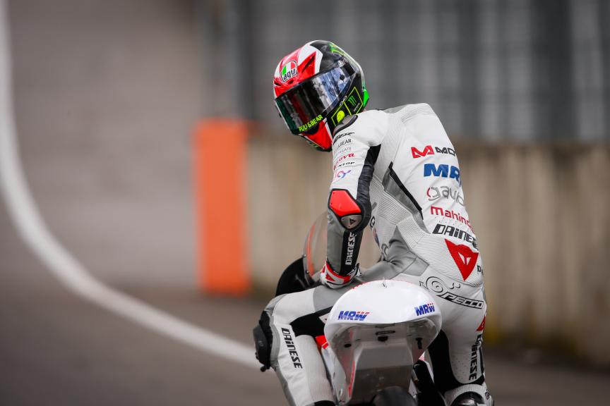 Francesco Bagnaia, ASPAR Mahindra Team Moto3, Test Mugello