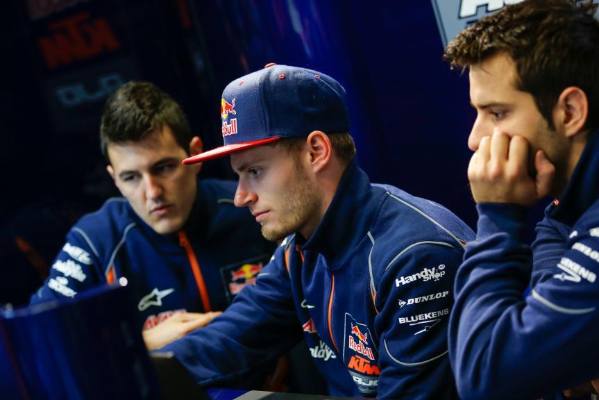 Brad Binder, Red Bull KTM Ajo, Test Mugello