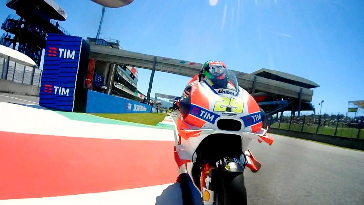 The evolution of speed in MotoGP™