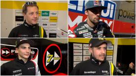 The Moto2™ test in Mugello was hit with rain and poor weather, riders having to adapt their testing plans.