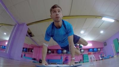 GoPro™ Hang out: Alvaro Bautista