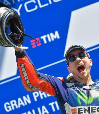 Der 100. MotoGP™ Sieg von Yamaha