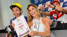 An alternative look at the happenings behind the scenes at the #ItalianGP, including all the best oddities & outtakes.