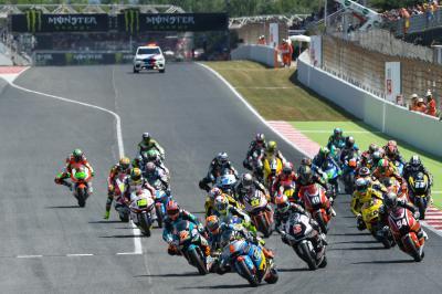 Moto2™ en Cataluña – Estadísticas previas