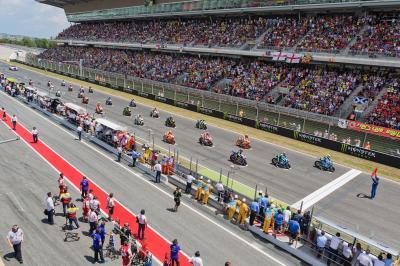 #StatAttack: les chiffres du MotoGP™ avant Montmeló