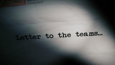 #CatalanGP: Carta abierta a los equipos