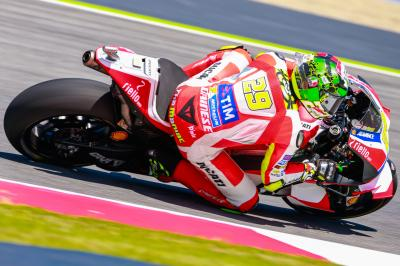 "Iannone: ""This year the situation is completely different"""