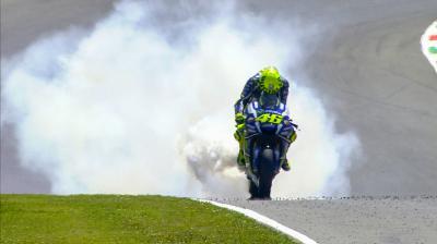 Yamaha shed light on Mugello technical incident