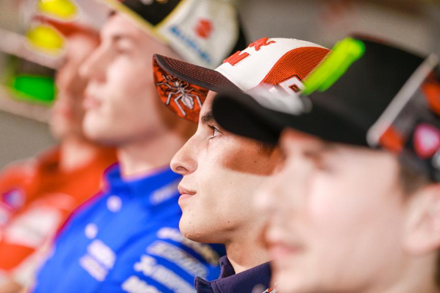 Marc Marquez, Press conference Gran Premi Monster Energy de Catalunya