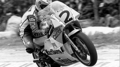 Rossi, Doohan & Lawson schreiben mit Michelin Geschichte