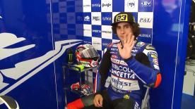 Niccolò Antonelli è il più veloce del primo giorno al GP di Catalogna. Seguono Navarro e Binder.