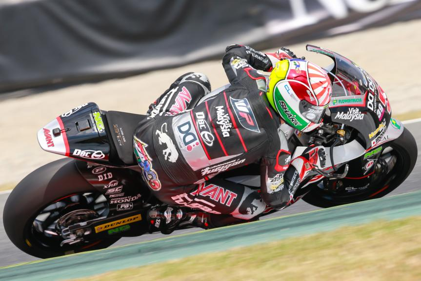Johann Zarco, Ajo Motorsport, Gran Premi Monster Energy de Catalunya