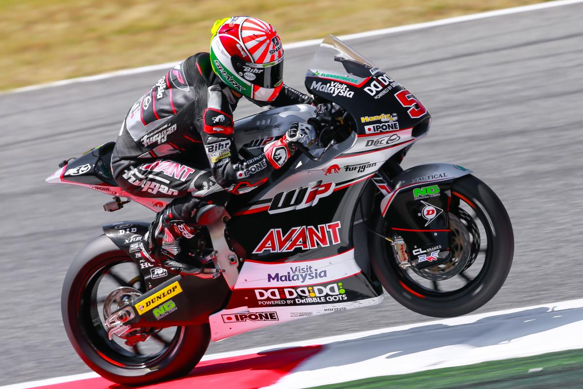 "Zarco: ""I will fight my hardest and see if I can win"" 