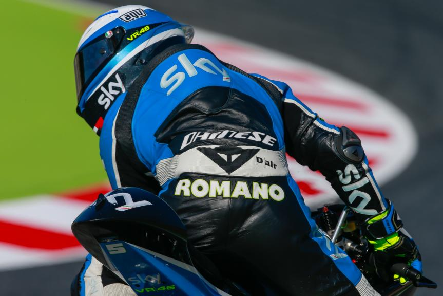 Romano Fenati, SKY Racing Team VR46, Gran Premi Monster Energy de Catalunya
