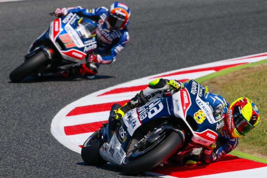 Hector Barbera, Avintia Racing, Gran Premi Monster Energy de Catalunya