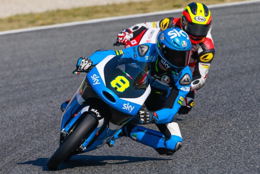Nicolo Bulega, SKY Racing Team VR46, Gran Premi Monster Energy de Catalunya