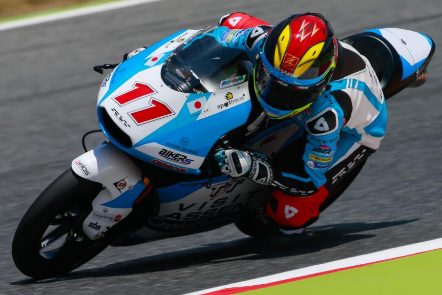 Livio Loi, RW Racing GP BV, Gran Premi Monster Energy de Catalunya
