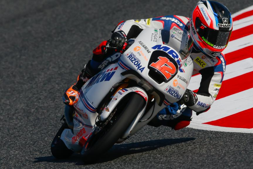 Albert Arenas - MRW Mahindra Aspar Team, Gran Premi Monster Energy de Catalunya