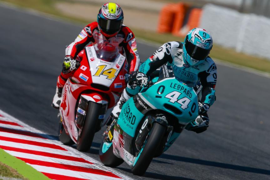 Miguel Oliveira, Leopard Racing, Gran Premi Monster Energy de Catalunya