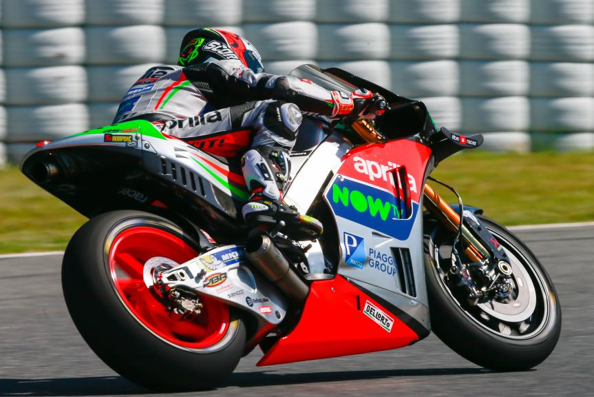 Alvaro Bautista, Aprilia Racing Team Gresini, Gran Premi Monster Energy de Catalunya