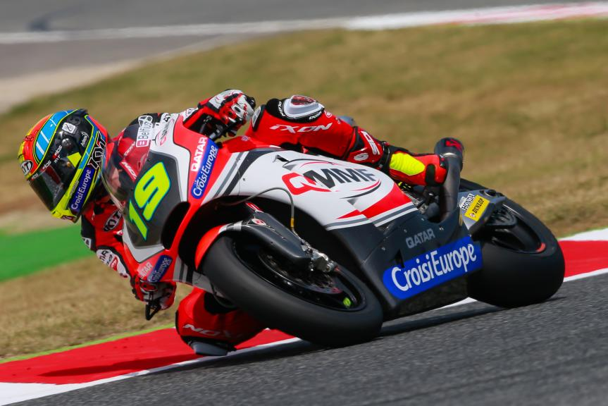 Xavier Simeon, QMMF Racing Team, Gran Premi Monster Energy de Catalunya