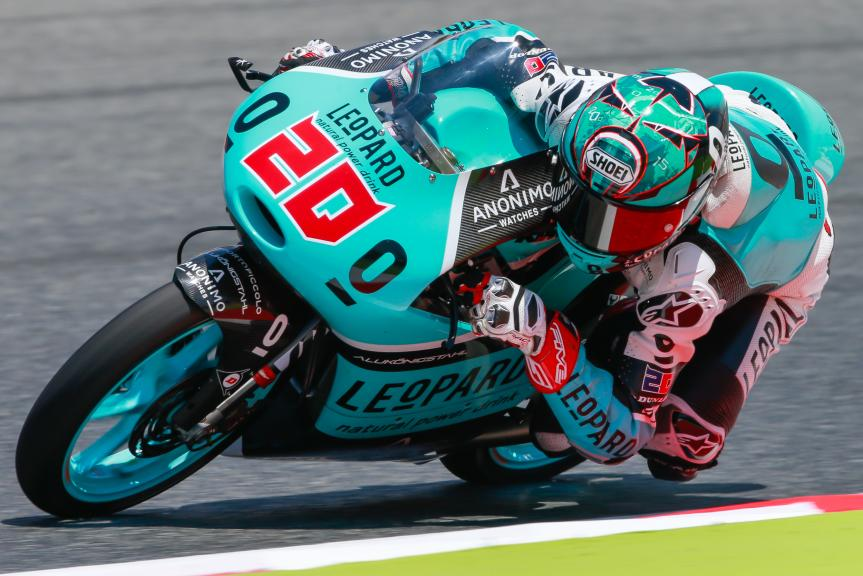 Fabio Quartararo, Leopard Racing, Gran Premi Monster Energy de Catalunya