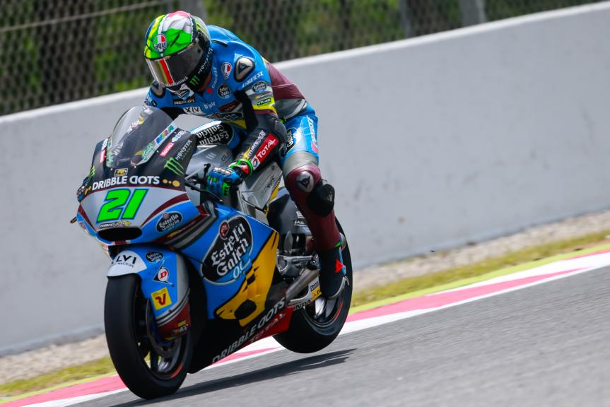 Franco Morbidelli, Estrella Galicia 0,0 Marc VDS, Gran Premi Monster Energy de Catalunya