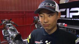 27番手だった鈴木竜生が公式予選を振り返る。