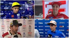 I protagonisti del MotoGP™ commentano i risultati delle qualifiche sulla pista condale