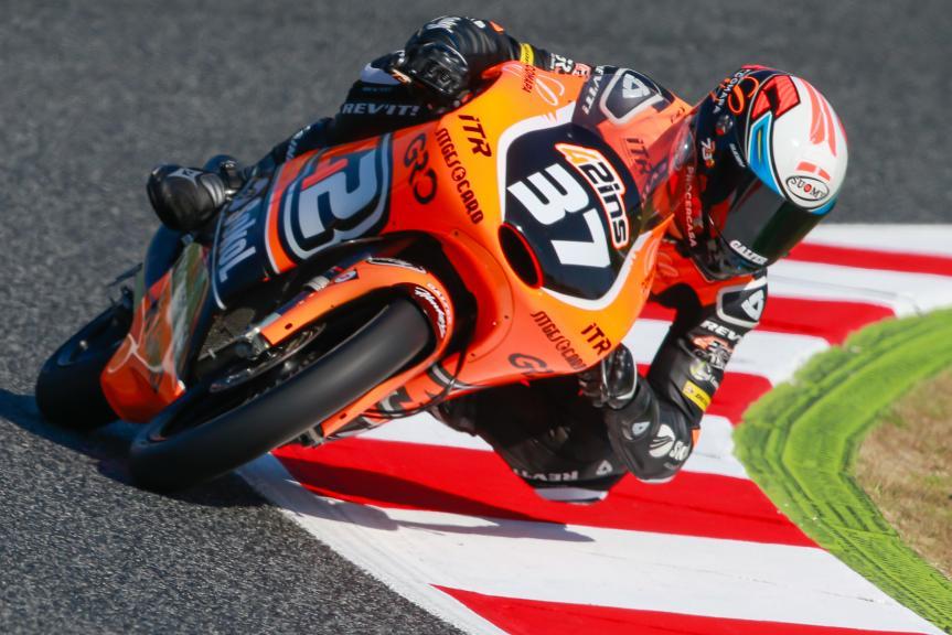 Davide Rizzoli, Procercasa - 42 Motorsport, Gran Premi Monster Energy de Catalunya