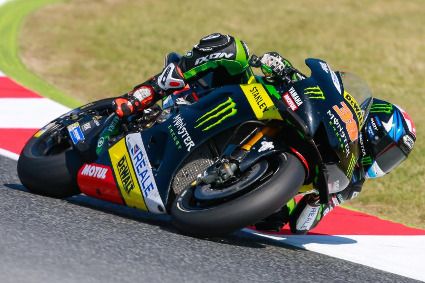 Bradley Smith, Monster Yamaha Tech 3, Gran Premi Monster Energy de Catalunya