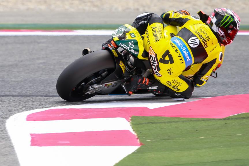 Alex Rins, Paginas Amarillas HP 40, Gran Premi Monster Energy de Catalunya