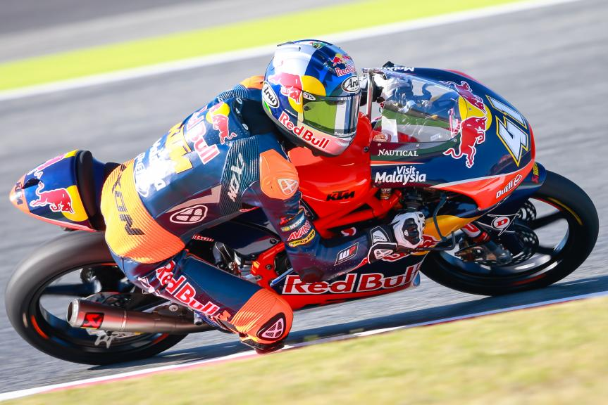 Brad Binder, Red Bull KTM Ajo, Gran Premi Monster Energy de Catalunya