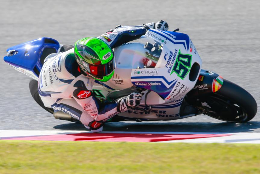 Eugene Laverty, Aspar Team MotoGP, Gran Premi Monster Energy de Catalunya