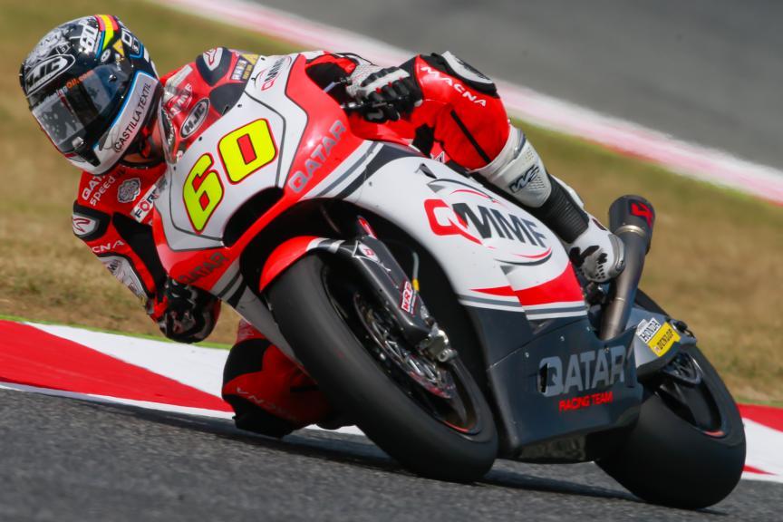 Julian Simon, QMMF Racing Team, Gran Premi Monster Energy de Catalunya
