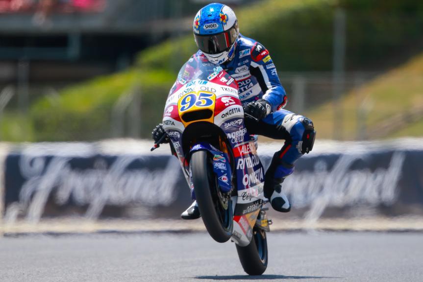 Jules Danilo, Ongetta-Rivacold, Gran Premi Monster Energy de Catalunya