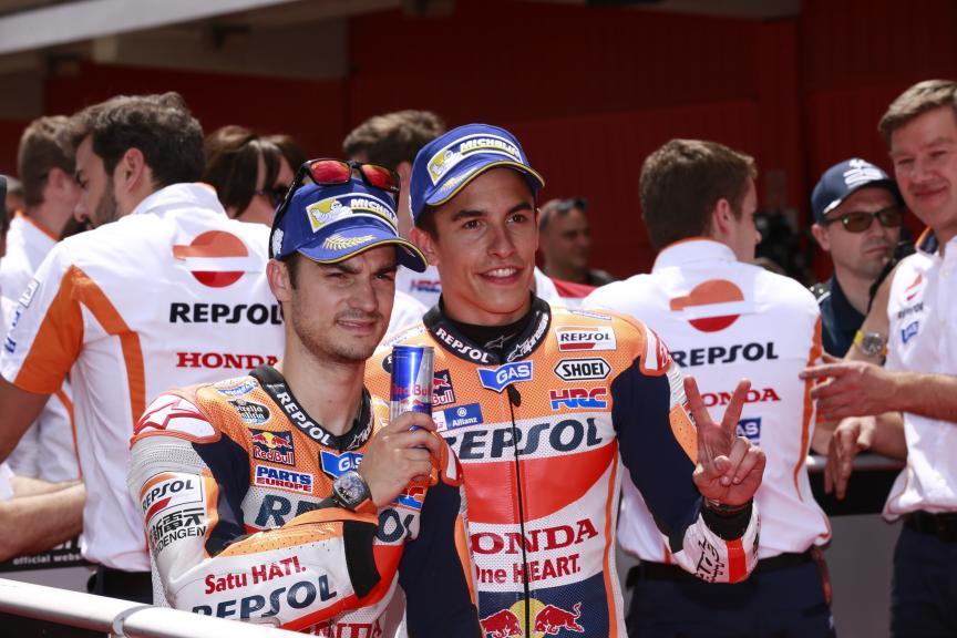 Dani Pedrosa, Marc Marquez, Repsol Honda Team, Gran Premi Monster Energy de Catalunya