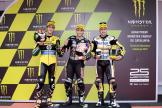 Johann Zarco, Alex Rins, Thomas Luthi, Gran Premi Monster Energy de Catalunya